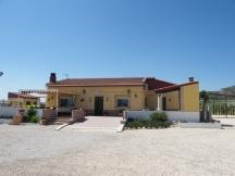 Font view of villa
